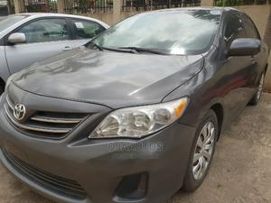 Toyota Corolla 2013 Gray   Cars for sale in Lagos State, Maryland