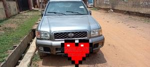 Nissan Pathfinder 2001 Automatic Silver | Cars for sale in Lagos State, Alimosho
