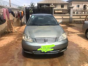 Toyota Corolla 2004 1.4 Gray   Cars for sale in Lagos State, Ikorodu