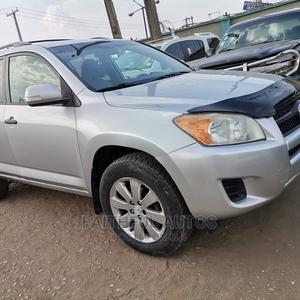 Toyota RAV4 2010 2.5 4x4 Silver | Cars for sale in Lagos State, Ifako-Ijaiye