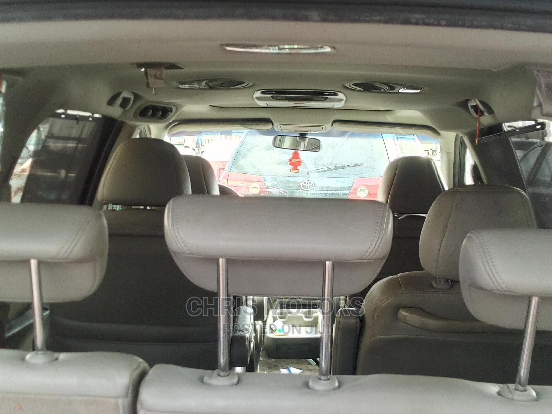 Archive: Honda Odyssey 2007 Green