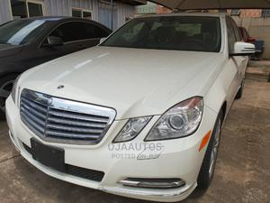 Mercedes-Benz E350 2011 White | Cars for sale in Lagos State, Maryland