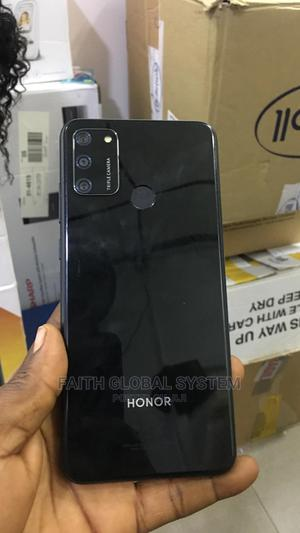 Huawei Honor 9A 64 GB Black   Mobile Phones for sale in Lagos State, Ikeja