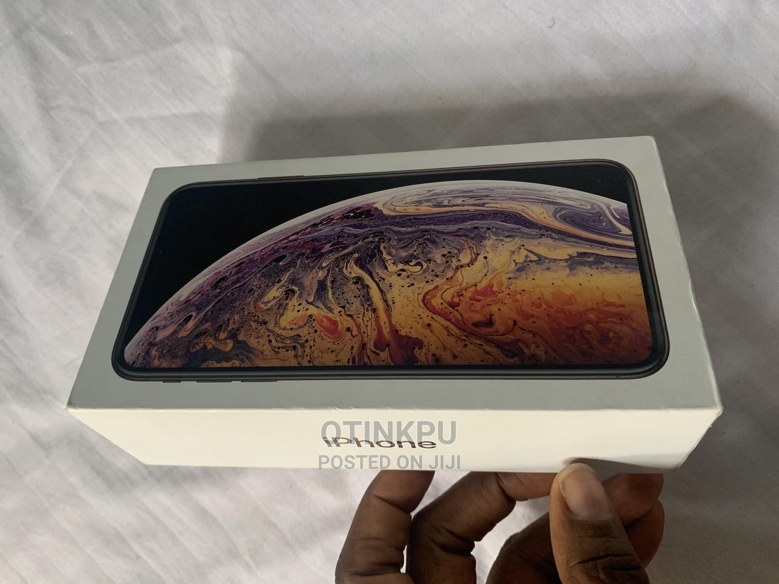 Apple iPhone XS Max 512 GB Gold   Mobile Phones for sale in Ajah, Lagos State, Nigeria