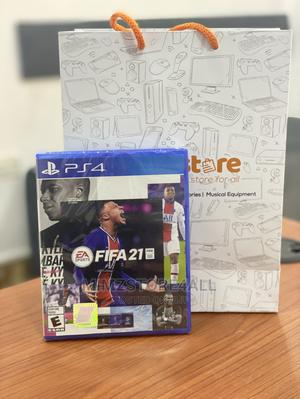 Ps4 Fifa 21 Game Disk | Video Games for sale in Lagos State, Ajah