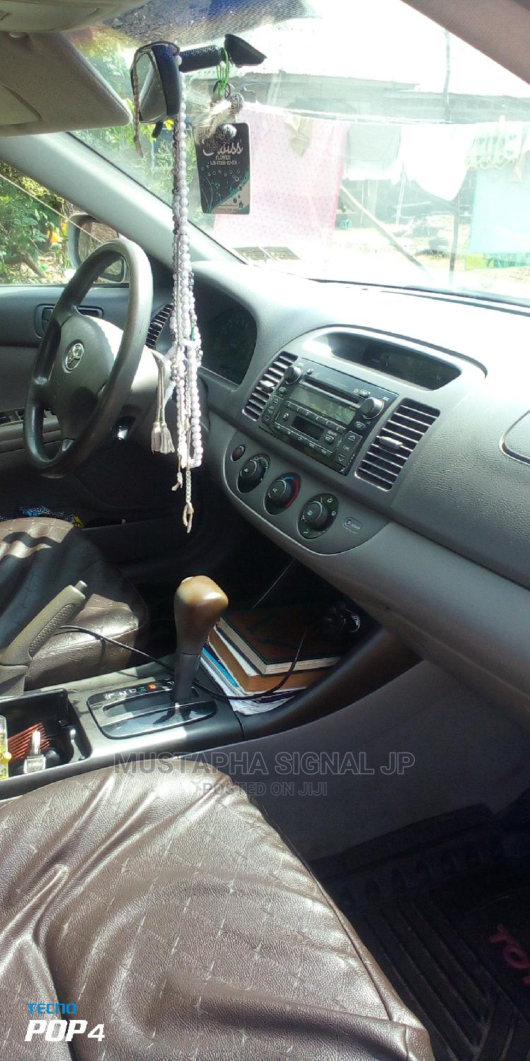 Toyota Camry 2002 Silver   Cars for sale in Ibeju, Lagos State, Nigeria