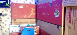 LG 65 Inches UHD Smart Television   TV & DVD Equipment for sale in Lagos State, Ojo