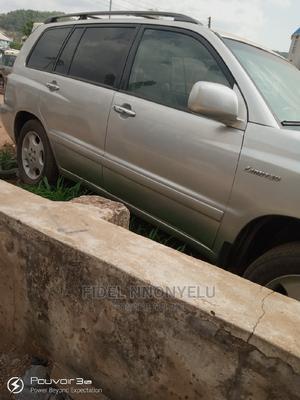 Toyota Highlander 2005 Limited V6 Silver   Cars for sale in Enugu State, Enugu