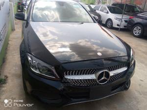 Mercedes-Benz C300 2017 Black | Cars for sale in Lagos State, Ikeja
