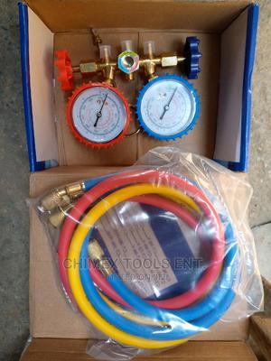 Measuring Manifold Gauge   Measuring & Layout Tools for sale in Lagos State, Lagos Island (Eko)