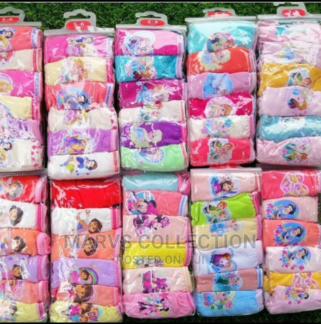 Quality Kids Character Pants for Girls | Children's Clothing for sale in Apapa, Lagos State, Nigeria