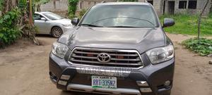 Toyota Highlander 2008 Limited Gray | Cars for sale in Imo State, Owerri