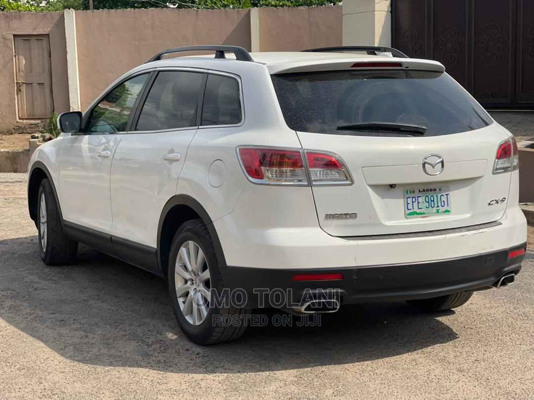 Mazda CX-9 2009 White   Cars for sale in Ogba, Lagos State, Nigeria