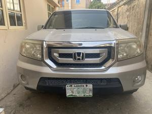 Honda Pilot 2010 Silver | Cars for sale in Lagos State, Ibeju