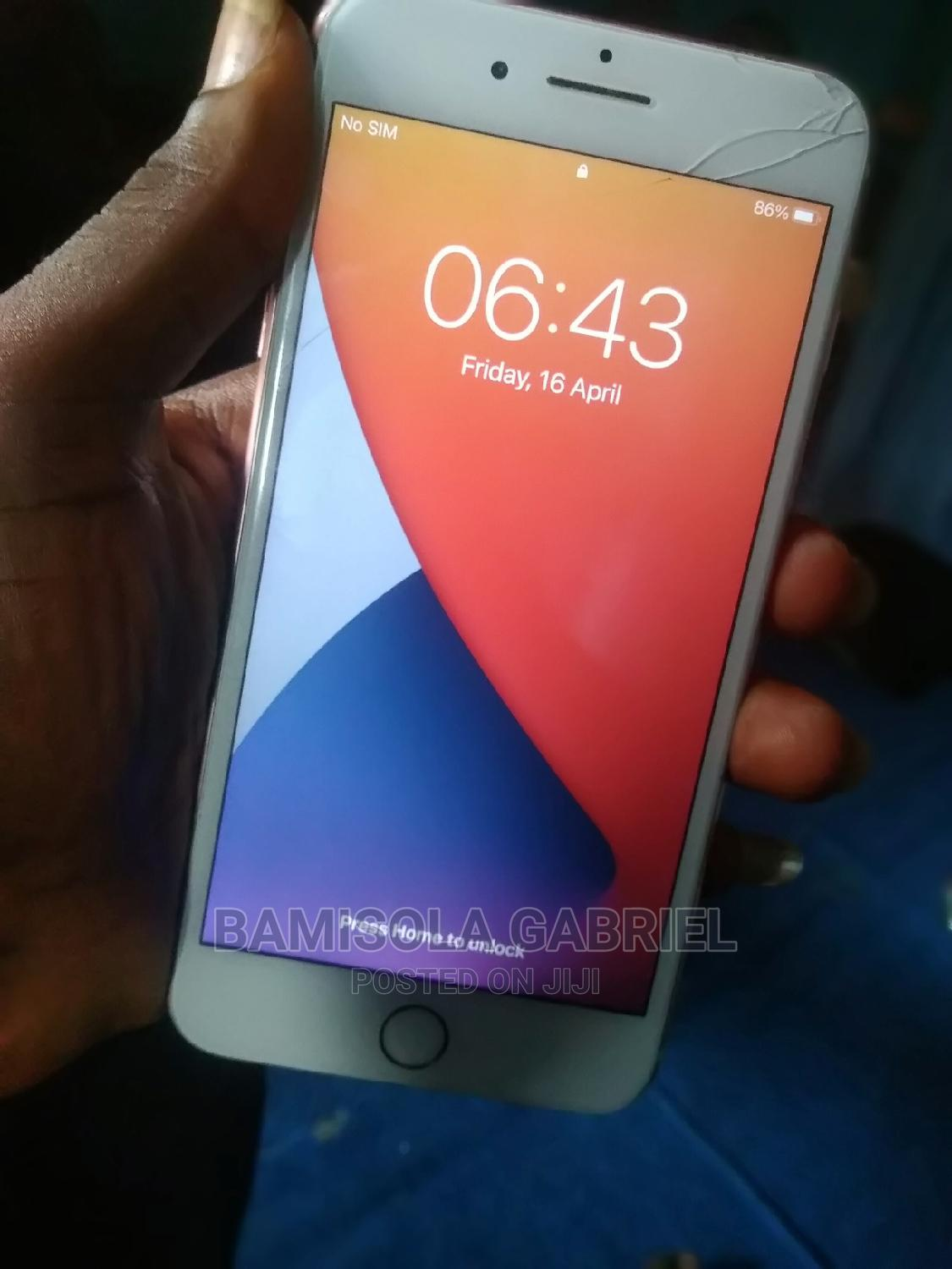 Apple iPhone 7 Plus 32 GB Gold | Mobile Phones for sale in Ibadan, Oyo State, Nigeria