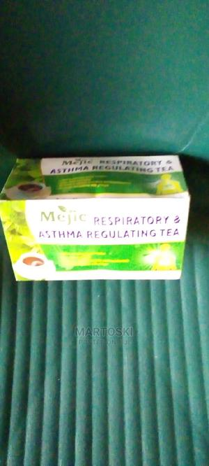 Mejic Respiratory and Asthma Regulating Tea   Vitamins & Supplements for sale in Lagos State, Ikeja