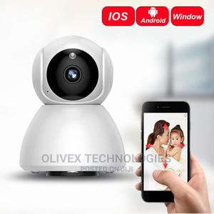Snowman Wireless Wifi Enabled Camera for Mobile View   Security & Surveillance for sale in Abuja (FCT) State, Gwarinpa