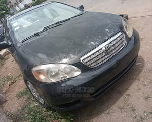 Toyota Corolla 2004 LE Black   Cars for sale in Lagos State, Ikeja