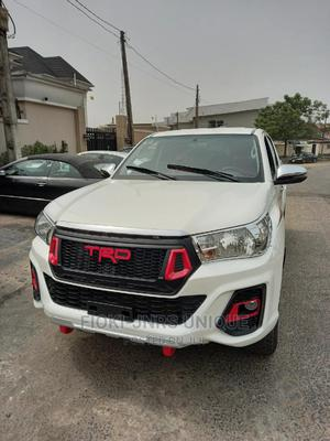 Toyota Hilux 2015 White | Cars for sale in Lagos State, Ikeja