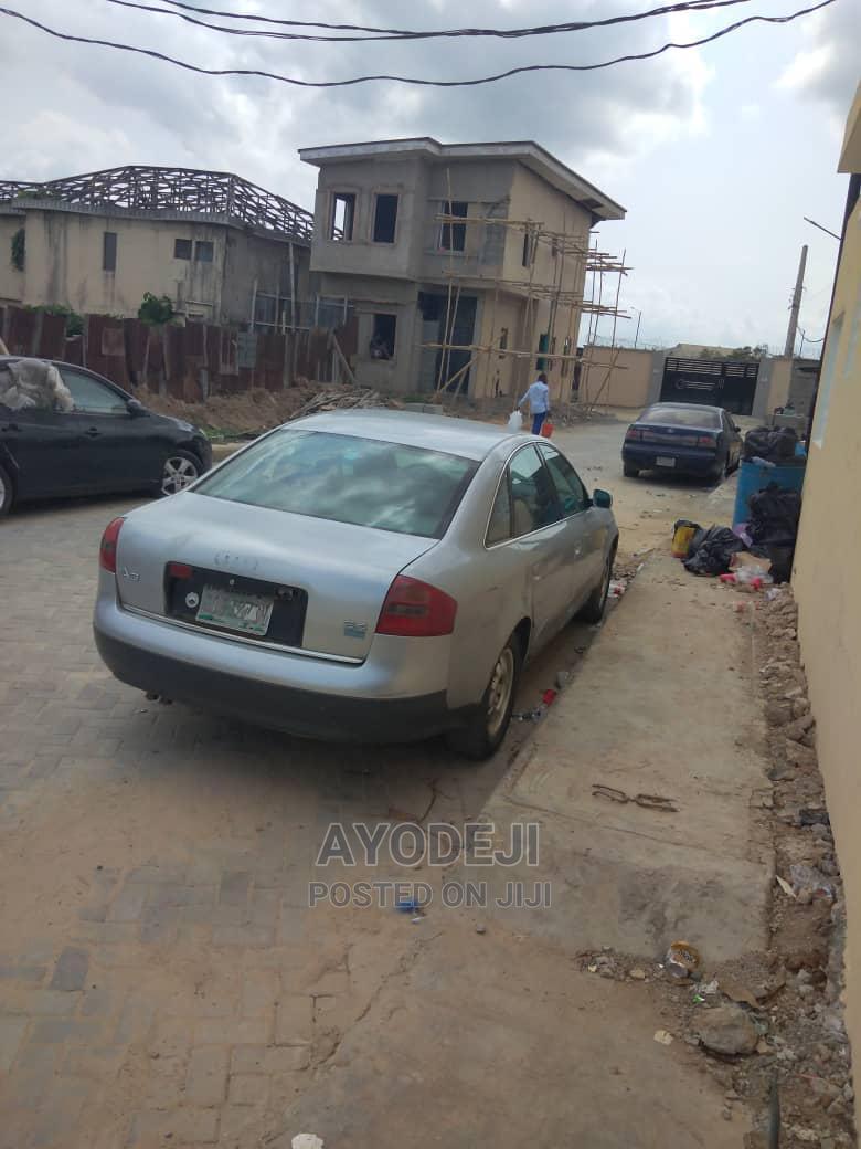 Audi A6 1998 Silver | Cars for sale in Gbagada, Lagos State, Nigeria