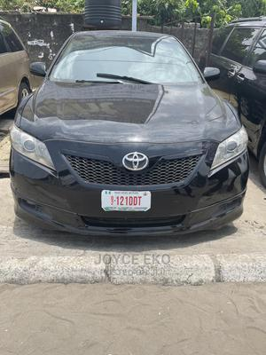 Toyota Camry 2008 Black   Cars for sale in Delta State, Warri