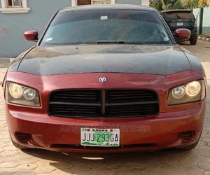 Dodge Charger 2008 RT 4WD Black | Cars for sale in Lagos State, Ikorodu