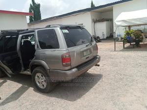 Nissan Pathfinder 2001 Automatic Gray | Cars for sale in Lagos State, Ojo