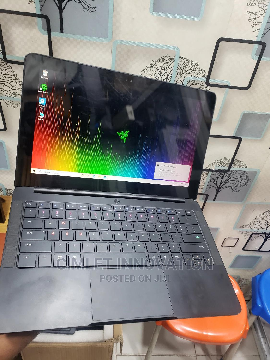 Laptop Razer Blade Stealth 8GB Intel Core I7 SSD 256GB   Laptops & Computers for sale in Ikeja, Lagos State, Nigeria