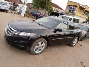 Honda Accord CrossTour 2011 EX-L AWD Black | Cars for sale in Lagos State, Ifako-Ijaiye