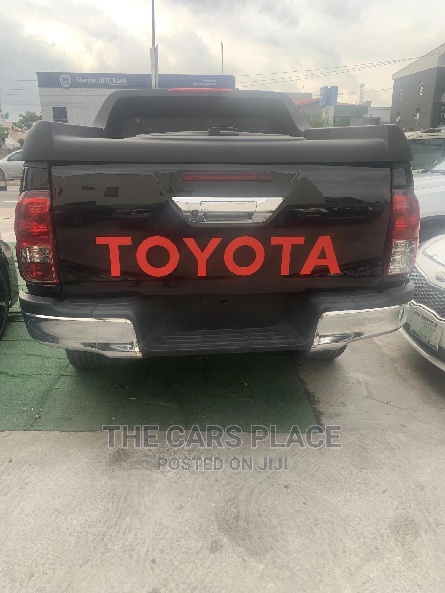Toyota Hilux 2020 Black | Cars for sale in Lekki, Lagos State, Nigeria