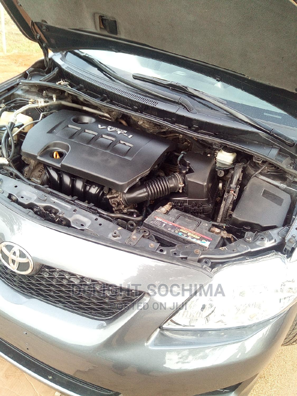 Toyota Corolla 2011 Gray | Cars for sale in Obio-Akpor, Rivers State, Nigeria