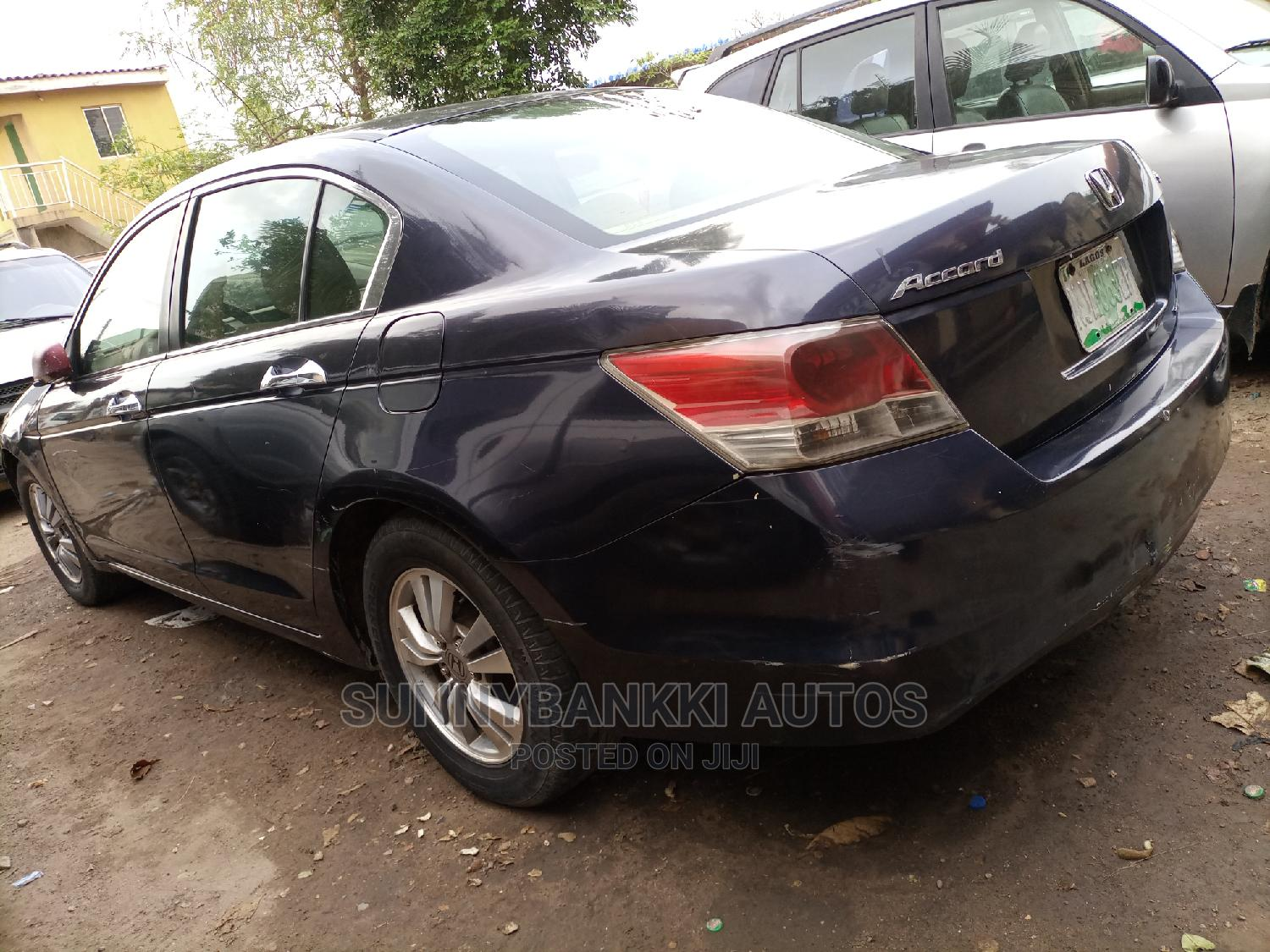 Honda Accord 2010 Blue | Cars for sale in Ifako-Ijaiye, Lagos State, Nigeria