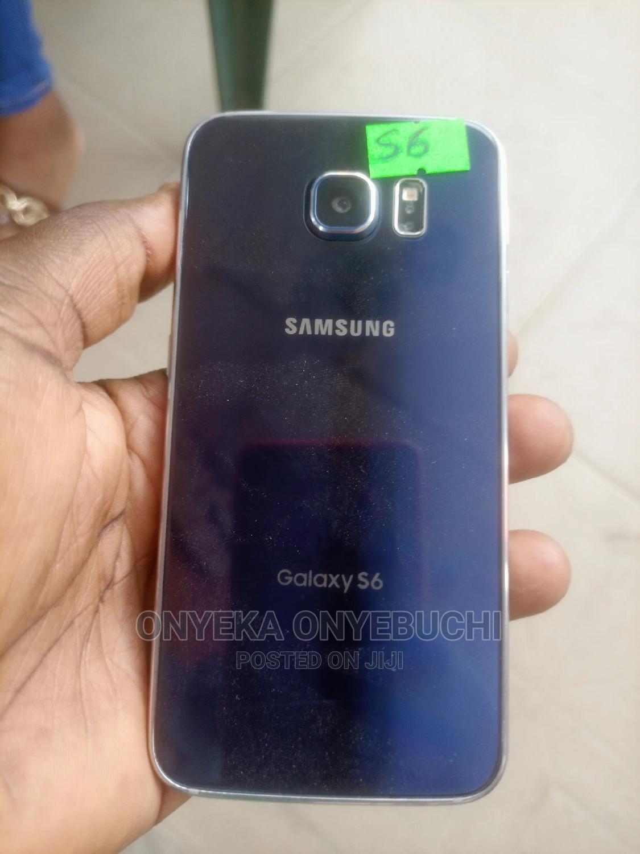 Archive: Samsung Galaxy S6 32 GB Blue