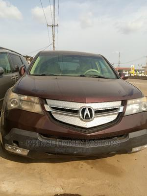 Acura MDX 2007 SUV 4dr AWD (3.7 6cyl 5A) Brown | Cars for sale in Lagos State, Ifako-Ijaiye
