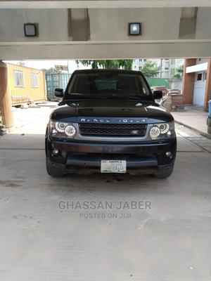 Land Rover Range Rover Sport 2010 HSE 4x4 (5.0L 8cyl 6A) Black   Cars for sale in Abuja (FCT) State, Utako