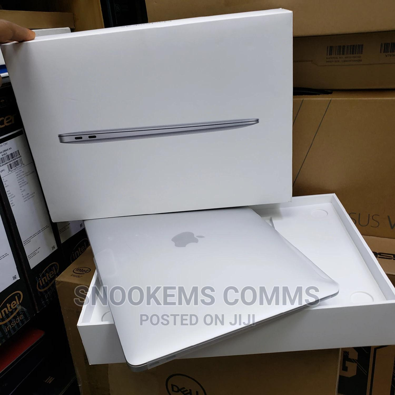 Laptop Apple MacBook Air 2020 8GB Intel SSD 256GB | Laptops & Computers for sale in Ikeja, Lagos State, Nigeria