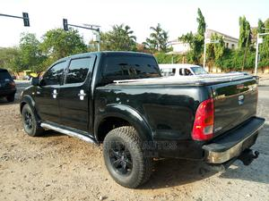 Toyota Hilux 2007 Black | Cars for sale in Abuja (FCT) State, Asokoro