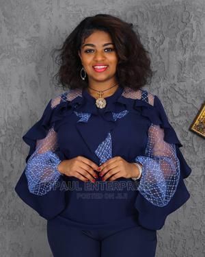 Beautiful High Quality Ladies Classic Designers Turkey Shirt   Clothing for sale in Lagos State, Ikeja