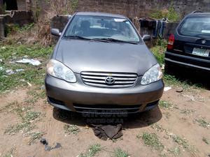 Toyota Corolla 2003 Sedan Automatic Gray | Cars for sale in Oyo State, Ibadan