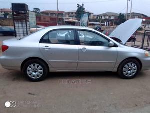 Toyota Corolla 2003 Sedan Automatic Silver | Cars for sale in Oyo State, Ibadan