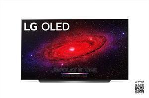 LG Cx 55 Inch 4K Smart Oled TV   TV & DVD Equipment for sale in Lagos State, Ikeja