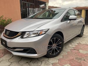Honda Civic 2014 Silver   Cars for sale in Lagos State, Gbagada
