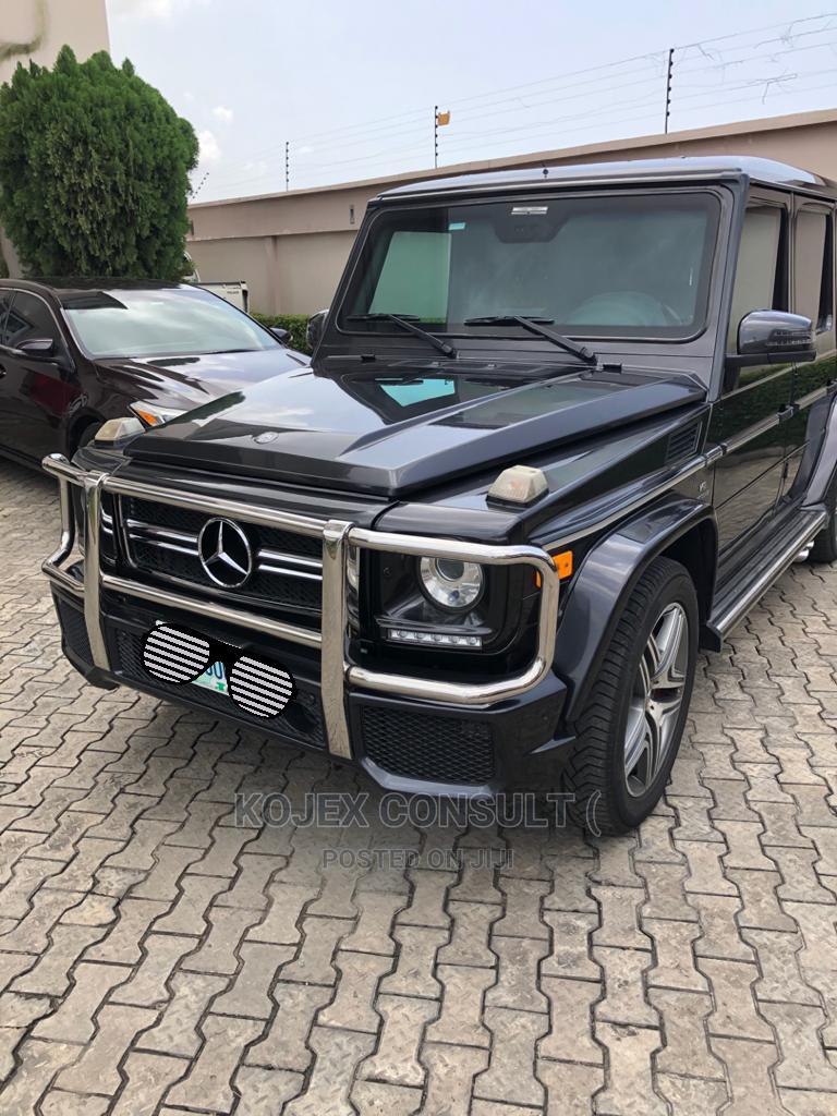 Mercedes-Benz G-Class 2016 Black | Cars for sale in Lekki, Lagos State, Nigeria