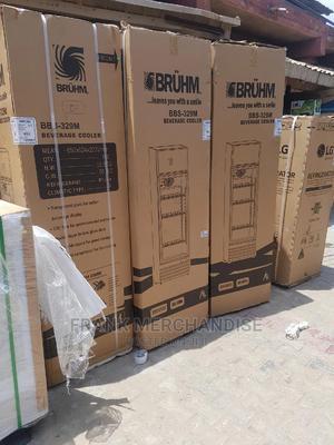 BRUHM Standing Fridge Showcase Glass | Store Equipment for sale in Lagos State, Ojo
