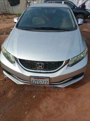 Honda Civic 2013 Sedan EX-L Silver | Cars for sale in Imo State, Owerri