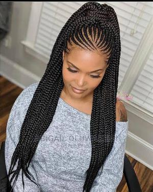 Get Your Home Service Ghana Weaves and Braids Done   Health & Beauty Services for sale in Lagos State, Ikeja