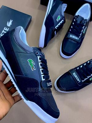30% Off! Lacoste Men's Sneakers | Shoes for sale in Lagos State, Surulere