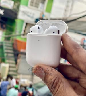 Original Aiprod 2 With Wireless Charging Case.   Headphones for sale in Lagos State, Ikeja