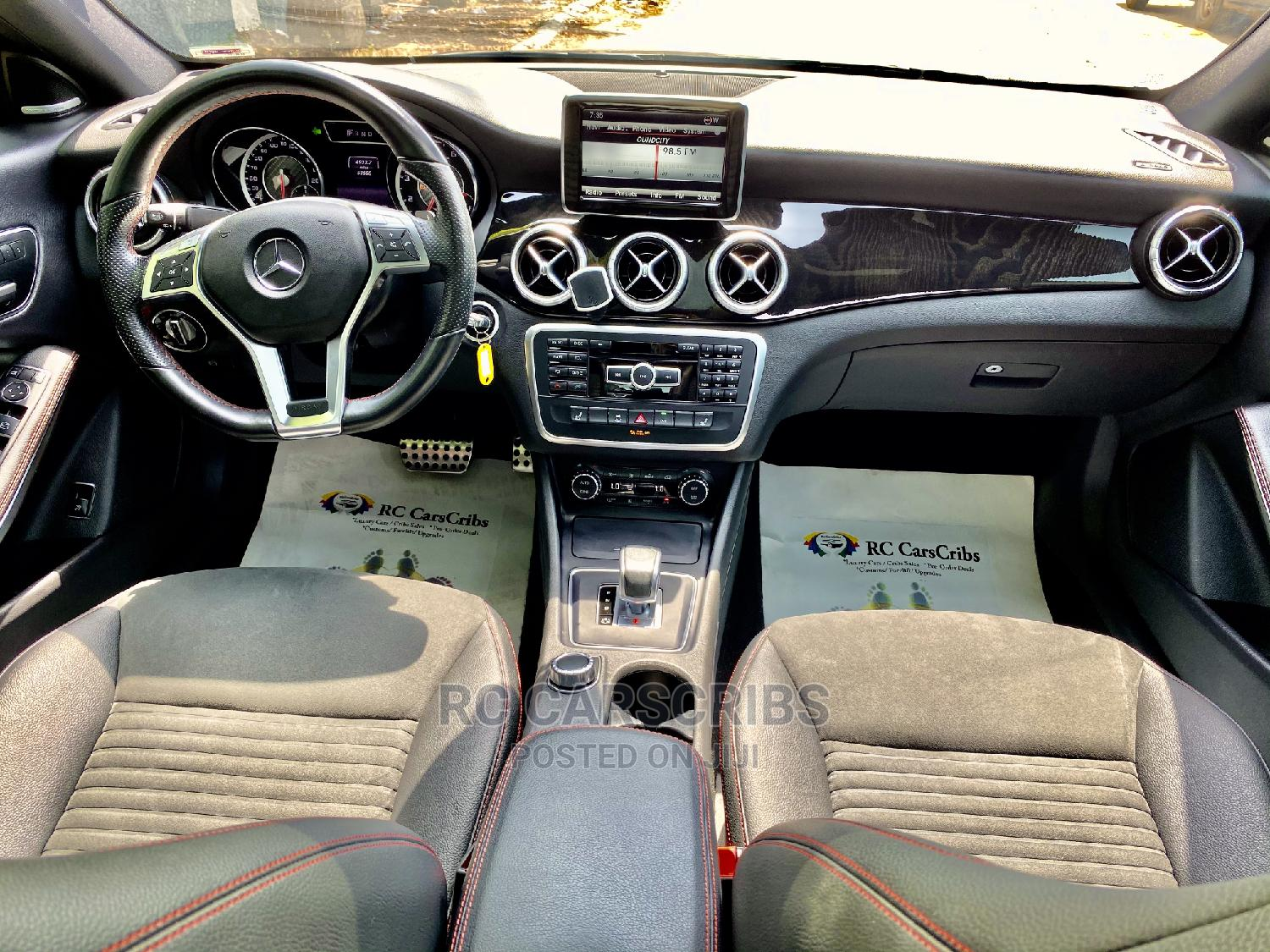 Mercedes-Benz CLA-Class 2015 Gray   Cars for sale in Lekki, Lagos State, Nigeria