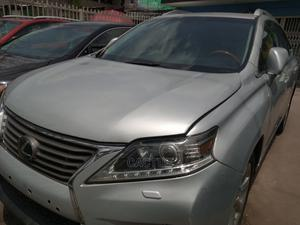 Lexus RX 2013 350 AWD Silver | Cars for sale in Lagos State, Surulere
